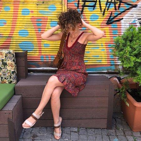 Bohemian Dress // Los Banditos Galipdede Street No:34 Galata-Beyoglu/ISTANBUL
