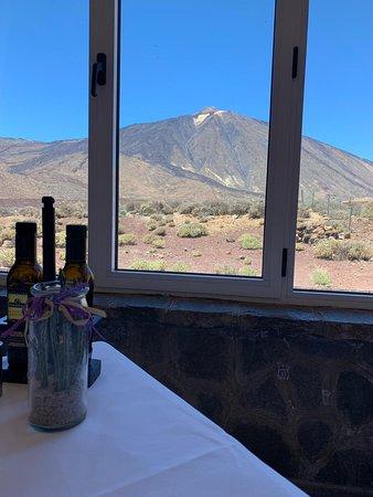 Vistas desde el Restaurante.