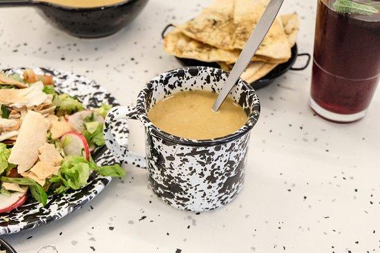Small Lentil Soup