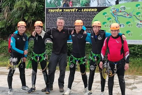 Sapa Canyoning Tour