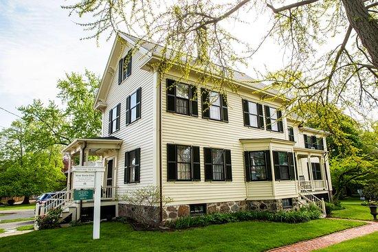 Mary Baker Eddy Historic House