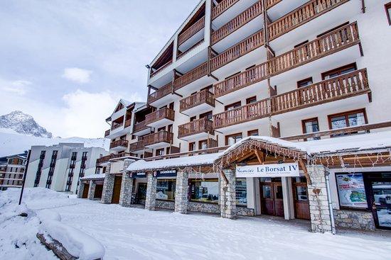 Residence Vacancéole Le Borsat IV
