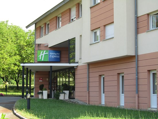 Holiday Inn Express Grenoble - Bernin : Exterior
