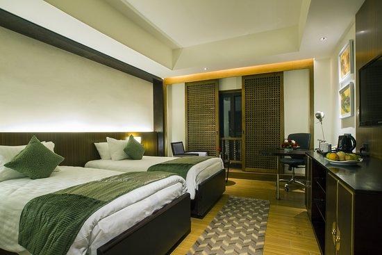 Crowne Plaza Kathmandu-Soaltee: Guest room