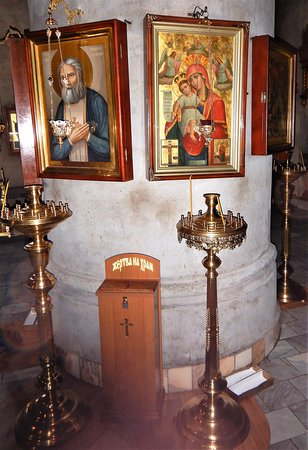 Mozhaysk Luzhetsk Ferapontov Monastery: Обитель Великого Святого и Чудотворца – 56