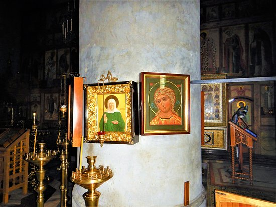 Mozhaysk Luzhetsk Ferapontov Monastery: Обитель Великого Святого и Чудотворца – 59