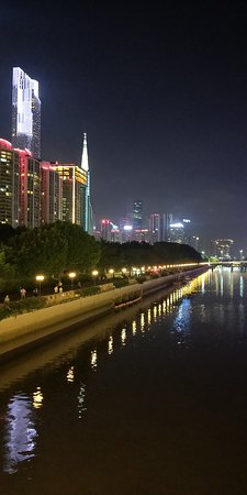 Kanton, Čína: Guangzhou, one of typically livable cities in China.