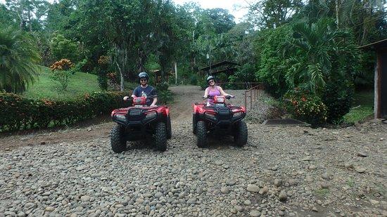 Agua Azul, Costa Rica: THE BEST ATV TOUR!!