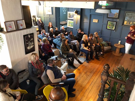 MADE in Mourne entrepreneurs monthly meet UP