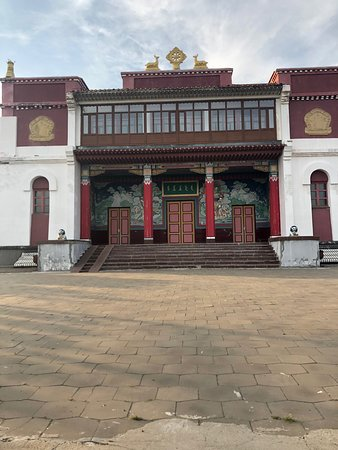 Old Hurul/ Buddist Tample