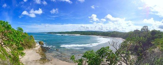 Peladas beach from other view