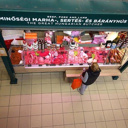 Mercado Belvárosi Piac Hold Utca