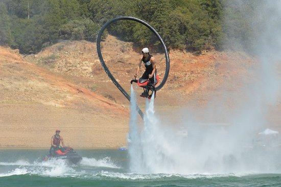 Extreme Hydro Flights