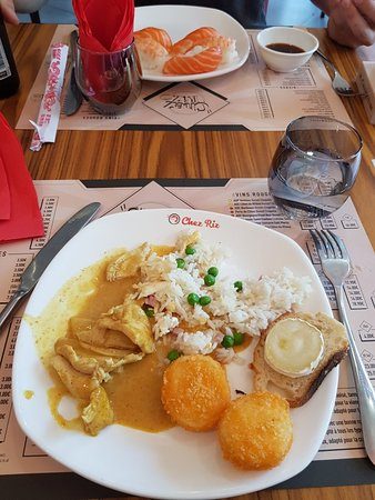 Restaurant Chez Riz Chasse Sur Rhone Restaurant Reviews Photos