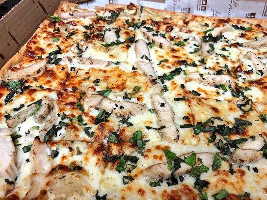 Ledo Pizza- Chesapeake Beach: Ledo Pizza