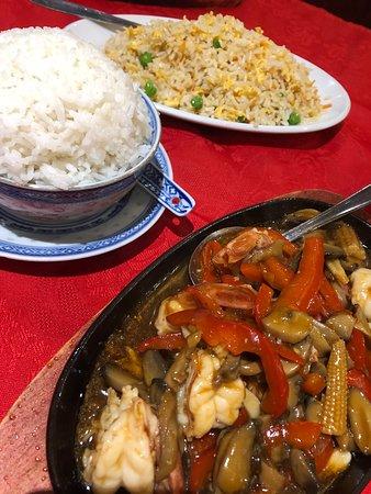 AMAZING food and staff 😍😍