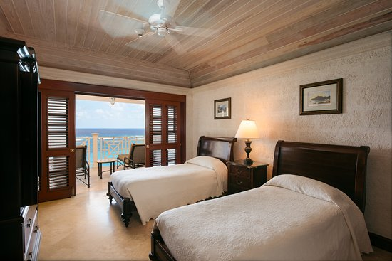 Two Bedroom Penthouse Suite with Roof Terrace and Plunge Pool Second Bedroom, Residences on the