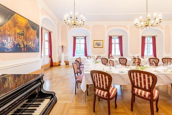 Schloss Rosenau照片