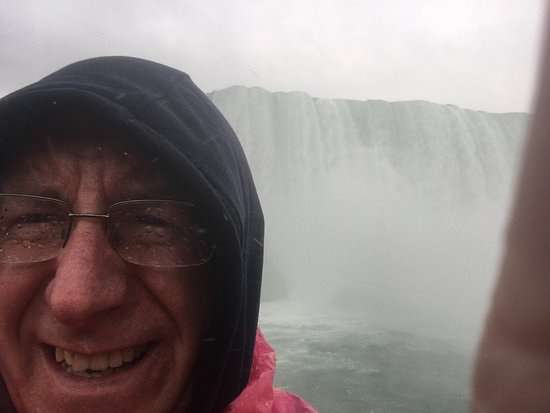 Niagara Falls, Canada: Voyage to the Falls Boat Tour in Canada: Niagara Falls from Hornblower