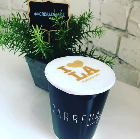 Carrera Cafe, Los Angeles - Photos & Restaurant Reviews - Order