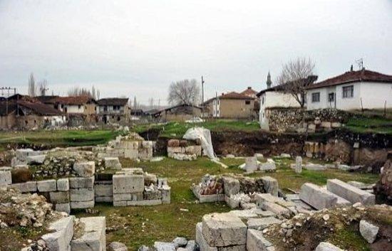Tokat, Turkiet: Sulusaray Sebastapolis Antik Kenti