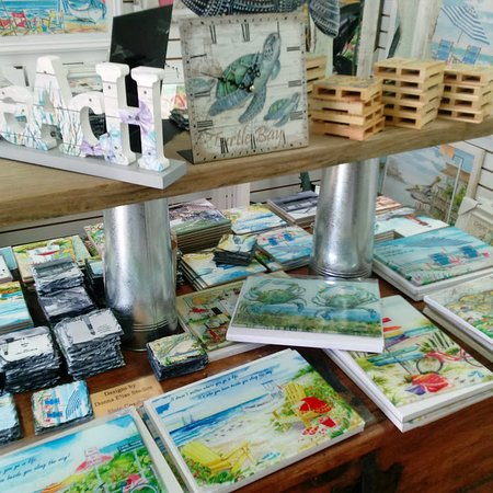 Tiles, Trivets Cutting Boards and Coasters by Donna Elias