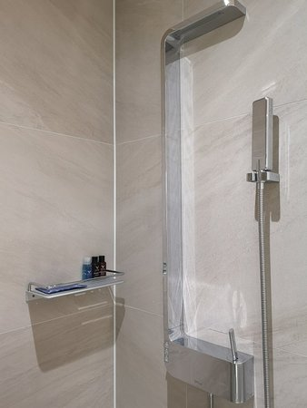 Yeosu Venezia Hotel & Resort: Bathroom