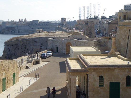 Fort St Elmo - National War Museum: Cartoline da La Valletta, Malta