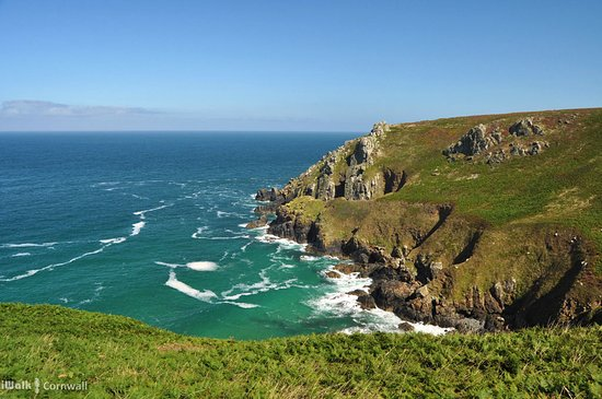 Zennor coastline
