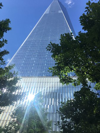 One world trade building