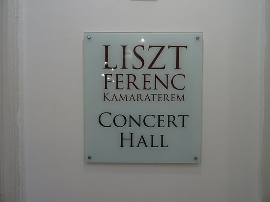Liszt Ferenc Memorial Museum: Hard to find but worth it