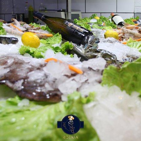 Rozafa sea food