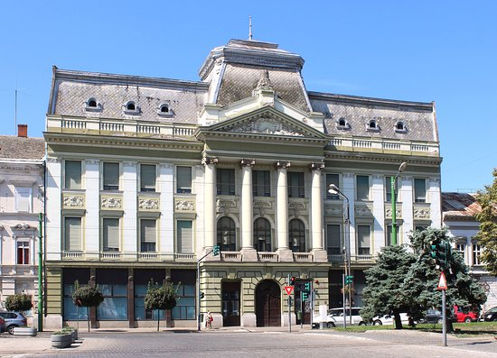 National Bank Palace