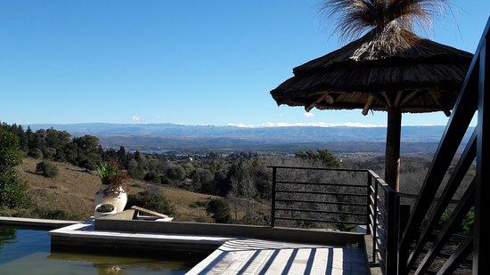 Villa Ciudad de America, Argentyna: El solarium de la pile!!!!!