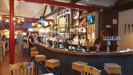 Geniales unkompliziertes Pub