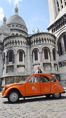 Tour in 2CV Paris 1H: 2CV tour