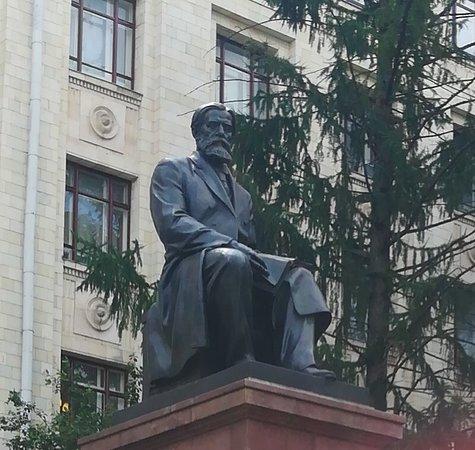 A.G. Stoletov Monument