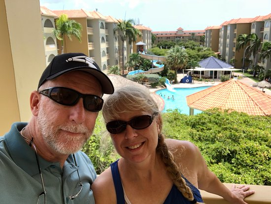 Eagle Aruba Resort & Casino: One view of the resort