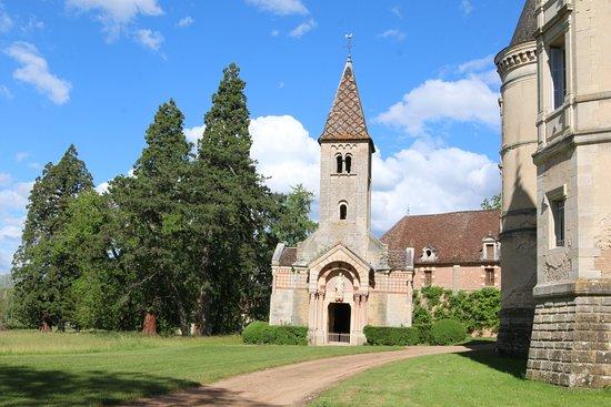 Chapelle du château de Bresse