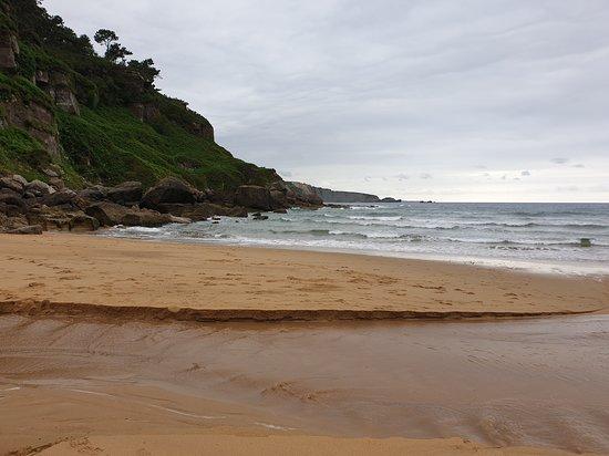 Quintueles, สเปน: Playa de Ñora o Nora (?)