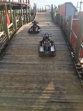 Rides For Kids Of All Ages Picture Of Cobra Adventure Park Panama City Beach Tripadvisor