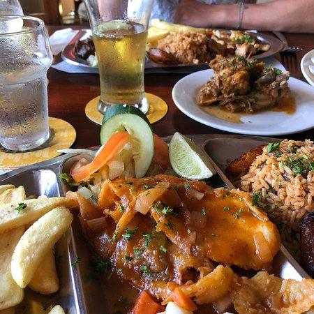 Jaanchies Restaurant, Sabana Westpunt - Restaurant Reviews