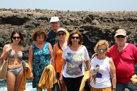 Ilha do Sal, Zöld-foki-szigetek: Mr. Friend Tours