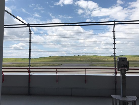 Fukushima Airport Observation Deck