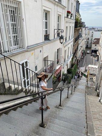 Montmartre: Overlooking Paris