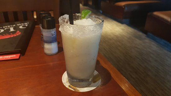 Red Lobster: Great frozen Margarita
