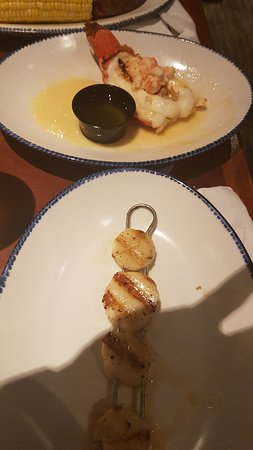 Red Lobster: The lobster tale with sauce