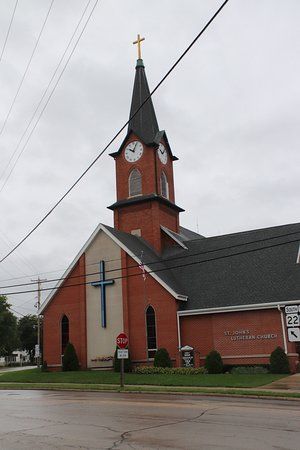 ‪St Johns Lutheran Church‬