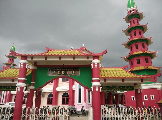Masjid Cheng Ho Ulasan Masjid Cheng Ho Palembang Indonesia Tripadvisor