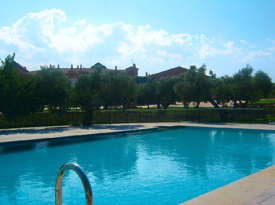 Villamena, Spain: Pool